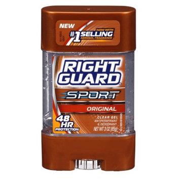 Right Guard Sport Sport Antiperspirant & Deodorant Gel Original