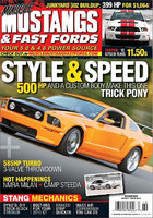 Kmart.com Muscle Mustangs & Fast Fords Magazine - Kmart.com
