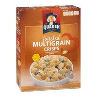 Quaker® Cereal Toasted Multigrain Crisps