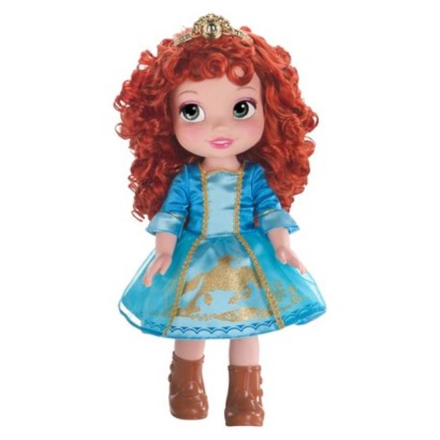 Disney Princess Rapunzel & Merida Asst