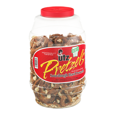 Utz Pretzels Sourdough Hard Pretzels