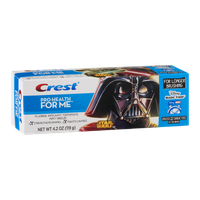Crest Pro-Health For Me Star Wars Fluoride Anticavity Toothpaste Minty Breeze