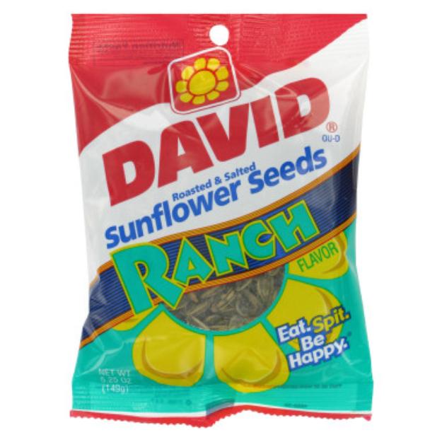 David Sunflower Seeds Ranch
