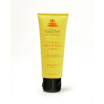 The Naked Bee Naked Bee Hand & Body Lotion 6.7 oz lotion - Orange Blossom Honey