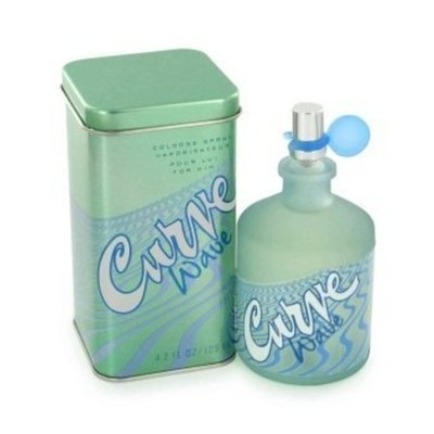Liz Claiborne Curve Wave 4.2 oz Spray Mens