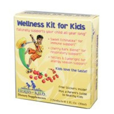 Herbs For Kids Wellness Kit For Kids