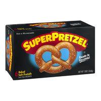SuperPretzel Soft Pretzels Baked - 6 CT