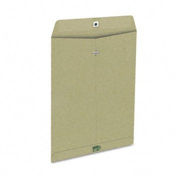 Ampad Specialty Envelopes Envirotech Recycled Clasp Envelope, Side