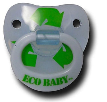 Billy Bob Eco Baby Blue Pacifier