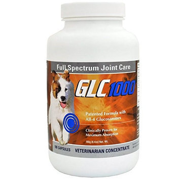 Glc Direct GLC 1000 Canine - LARGE Dog 180 Caps (6.4 oz)