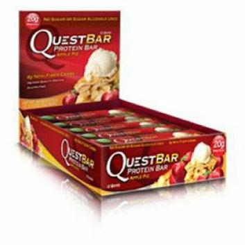 Quest Nutrition Bar Apple Pie Case of 12 2.12 oz