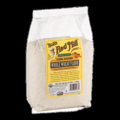 Bob's Red Mill Stone Ground Whole Wheat Flour