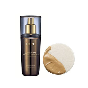 Amore Pacific IOPE Super Vital Extra Moist Foundation SPF12
