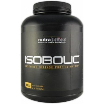 Nutrabolics Isobolic, Vanilla