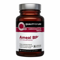 Quality of Life Labs AmealBP with AmealPeptide