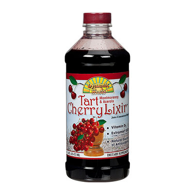 Dynamic Health Tart Cherrylixir Juice Concentrate Blend