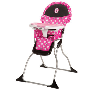 Disney Baby Fast Pack High Chair Minnie Dot - DOREL JUVENILE GROUP