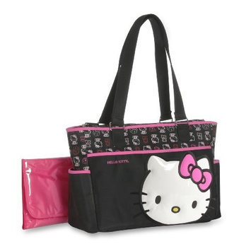 Hello Kitty Applique Tote