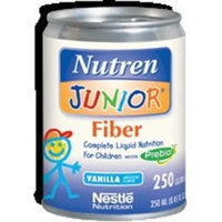 Nestlé Nutren Junior With Fiber Vanilla 250Ml Can