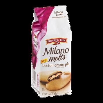 Pepperidge Farm Milano Melts Boston Cream Pie Cookies