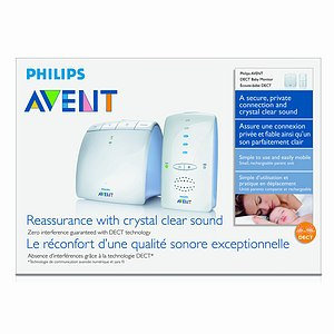 Avent DECT Basic Baby Monitor