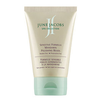June Jacobs Spa Collection Sensitive Formula Mandarin Polishing Beads