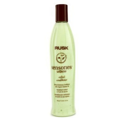Rusk Sensories Wellness Reflect Conditioner Shine Enhancing Conditioner with Organic Soybean Oil 13.5 oz