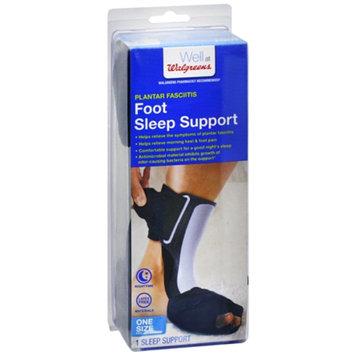 Walgreens Foot Sleep Support, 1 ea