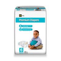 DG Baby Jumbo Diaper Size 6 - 23ct