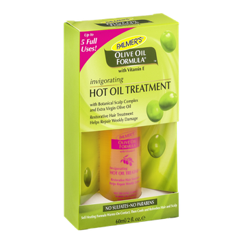Palmer's Olive Oil Formula Invigorating Hot Oil Treatment