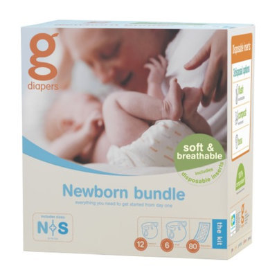 gDiapers gBaby Bundle for Newborns
