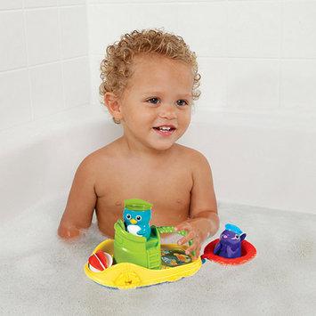 Munchkin Tug Along Boat Baby Bath Toy