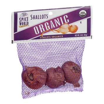 Spice World Organic Shallots