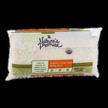 Nature's Promise Organic Long Grain White Rice