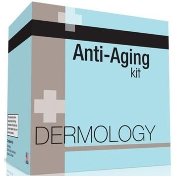 Dermology Complete Anti-Aging Cream - Moisturizing Skincare Anti-Wrinkle System ~ 3 Packs