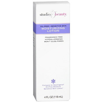 Studio 35 Oil-Free Moisturizing Facial Lotion Sensitive Skin