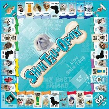 Shih Tzu-opoly Board Game, Ages 8+, 1 ea