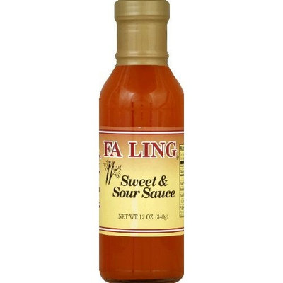 Fa Ling Sweet N Sour Sauce 12.0 oz (Pack of 6)