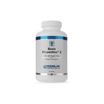 Douglas Labs - Basic Preventive 2 180 Tabs