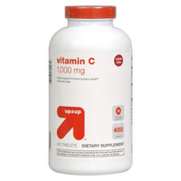 up & up up&up Vitamin C 1000 mg Tablets - 400 Count