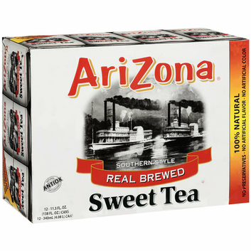 Arizona Southern Style Real Brewed Sweet Tea