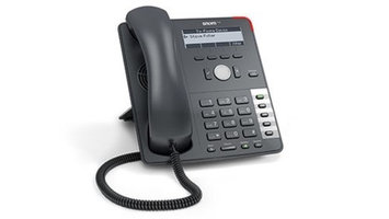 Snom SNO 715 2792 715 PoE Business Phone Lync Qualified HOP0O7PT2-0319
