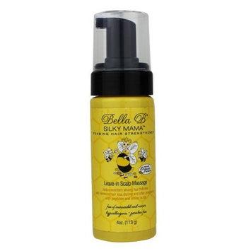 Learning Curve Bella B Silky Mama Foaming Hair Strengthener, 4 Oz