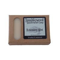 Rosemary Mint All-Natural Handcrafted Soap