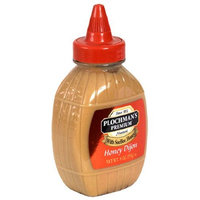 Plochman's Plochman Honey Dijon Mustard, 9-Ounce Squeeze Bottles (Pack of 6)