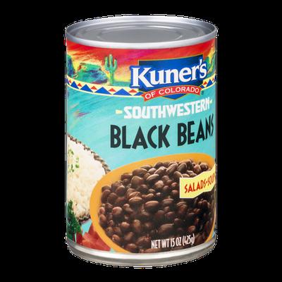 Kuner's of Colorado Southwestern Black Beans