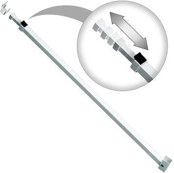 Ideal Security IDEAL Security Patio Door Security Bar SK110W