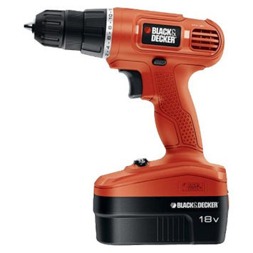 Black & Decker 18v Power Drill
