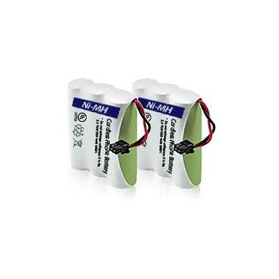 Panasonic P-P501/GE-TL26154 2-Pack Replacement Battery for Panasonic Phones