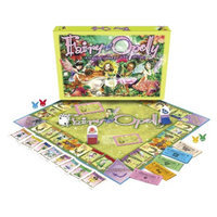 Late for the Sky Productions Late for the Sky FAIRY-OPOLY Board Game